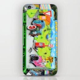 Jalopy Junction 3 iPhone Skin