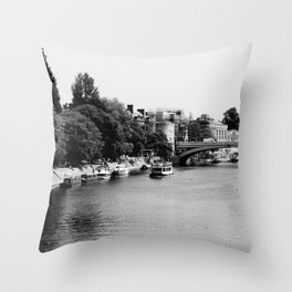 York #243 Throw Pillow