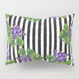 Sweet Violet - Birth Month Flower For February Pillow Sham