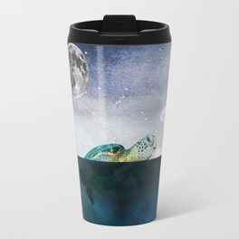 Midnight Swim Travel Mug
