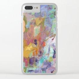 Awake Clear iPhone Case