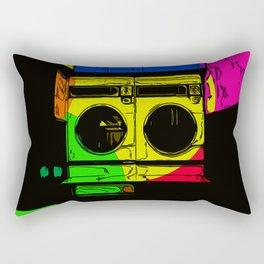 Suds Go Pop 2 Rectangular Pillow