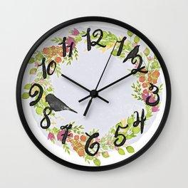 Good Morning Gorgeous - Summer 2015 Wall Clock