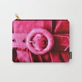 Vintage beLt Magenta Pink Carry-All Pouch
