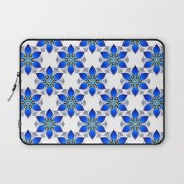 Star Flower Laptop Sleeve