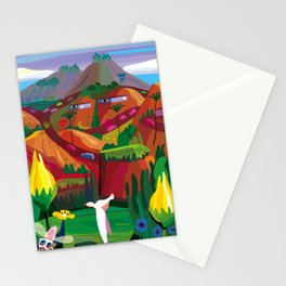 Marin County: The Hills have Eyes Stationery Cards