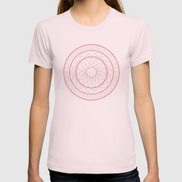 Anime Magic Circle 5 T-shirt