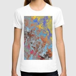 autumn fresh rainy days T-shirt