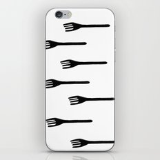 fork iPhone & iPod Skin
