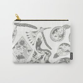 Sky Flashsheet Carry-All Pouch