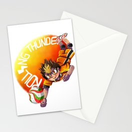 Rolling Thunder Stationery Cards