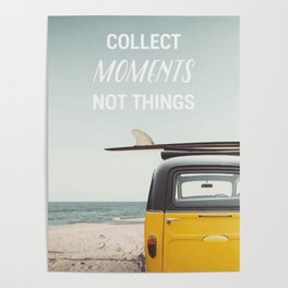 Collect moments Poster