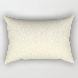 Laurel leaves (Gold) Rectangular Pillow