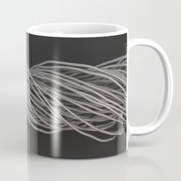 Twisted aluminum wires Coffee Mug