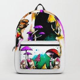 shrooms Backpack