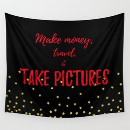 Photographer Gifts Wall Tapestry