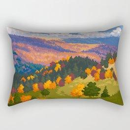 October 25 Rectangular Pillow