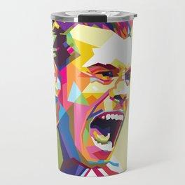 Gareth Bale WPAP #4 Travel Mug