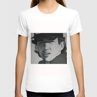 senna T-shirts featuring Ayrton by Valeria Natale