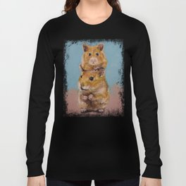 Hamsters Long Sleeve T-shirt