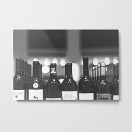 Wine Shop at Heinen's of Downtown Cleveland Metal Print