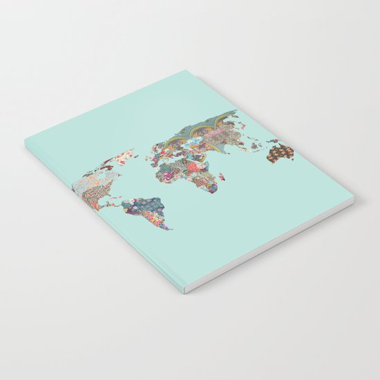 Louis Armstrong Told Us So (teal) Notebook