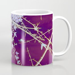 Purple Glow Coffee Mug