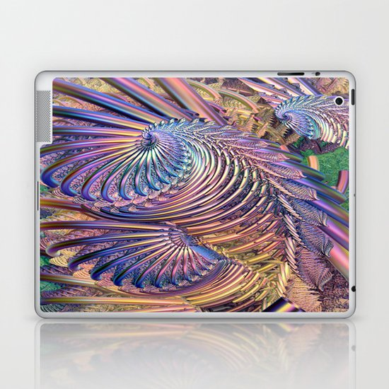 The Mystery of You Laptop & iPad Skin