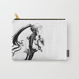 Fetish Girl Carry-All Pouch