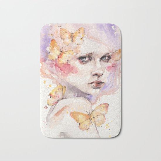 All A Flutter Bath Mat