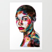 OLA Art Print