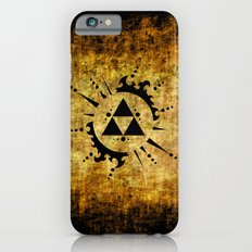 Legend Of Zelda Triforce Grunge iPhone 6s Slim Case