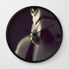 Cannon Fodder  Wall Clock