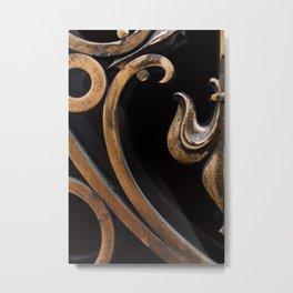 golden gate Metal Print