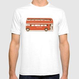 Double-Decker London Bus T-shirt