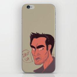 Derek iPhone Skin