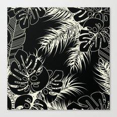 Tropical pattern 036 Canvas Print