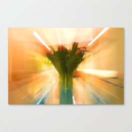 Flowers of Holland Canvas Print