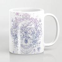 sleeping beauty Mugs featuring Sleeping Beauty by DiMary