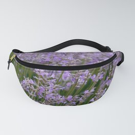 Lavender field, violet beauty Fanny Pack