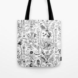 K.F. Tote Bag