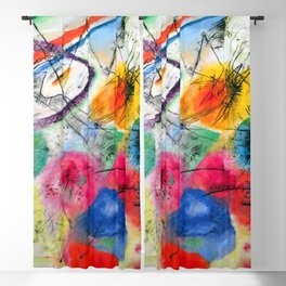 Wassily Kandinsky Black Lines Blackout Curtain