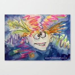 Wake Up Call Canvas Print