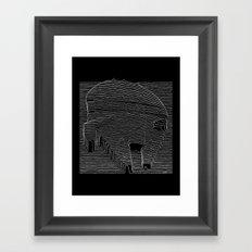 Falcon Division Framed Art Print