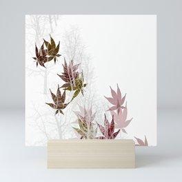 Leaves and Trees Mini Art Print