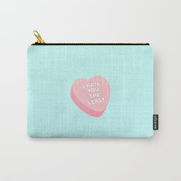 Candy Heart Carry-All Pouch