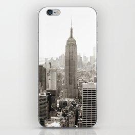 Static Empire iPhone Skin