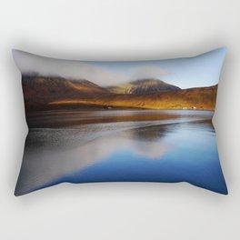 Loch Ainort #2 Rectangular Pillow