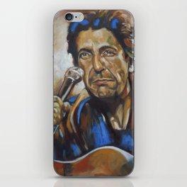 Cohen 1 iPhone Skin