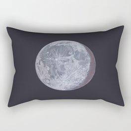 Moon Portrait 2 Rectangular Pillow